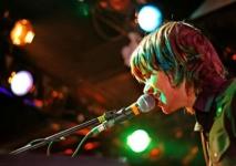 Премьера песни Между небом и землей группы ЧЕБОЗА перед выступлением на НАШЕСТВИИ '2008