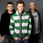 Презентация нового альбома Середнiй Вiк группы Бумбокс в Петербурге