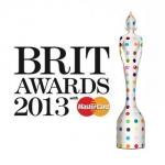 Объявлены номинанты музыкальной премии Brit Awards '2013