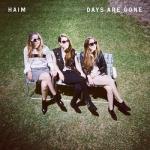 Дебютный альбом Haim будет называться Days Are Gone