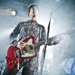 Гитарист Beady Eye Джем Арчер сломал ногу