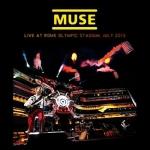 Muse представили трейлер фильма Live At Rome Olympic Stadium