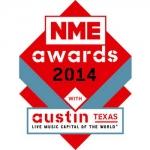 Объявлены номинанты музыкальной премии NME Awards '2014
