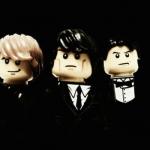 Muse, Radiohead и The Beatles стали фигурками конструктора Lego