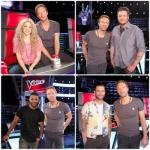 Фронтмен Coldplay примет участие в американской версии телешоу Голос