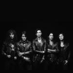 Глэм-рокеры Black Veil Brides презентуют в России свой новый альбом Black Veil Brides