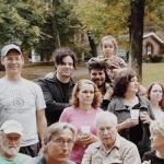 Джек Уайт посетил вечеринку на своей улице, а его никто не узнал
