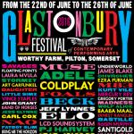 Британский фестиваль Glastonbury '2016 объявил участников