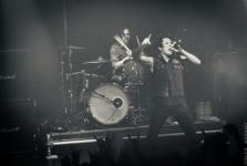 Концерт Papa Roach @ Клуб Космонавт