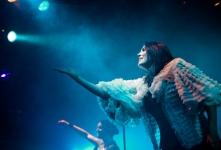 Концерт Within Temptation @ Клуб Космонавт