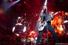 Концерт Metallica @ СКК Петербургский