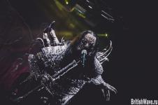 Концерт Lordi @ Aurora Concert Hall