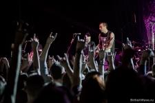 Концерт Anti-Flag @ ГлавClub