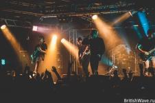 Концерт Parkway Drive @ Клуб Зал Ожидания