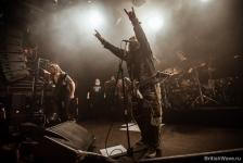 Концерт Soulfly @ Клуб Космонавт
