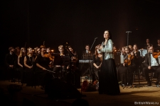 Концерт Tarja Turunen @ ДК им. Ленсовета