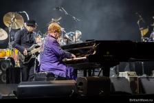 Концерт Elton John @ Ледовый Дворец