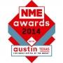 Объявлены номинанты музыкальной премии NME Awards  2014