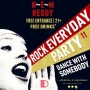 В Москве пройдёт очередная вечеринка  Rock Everyday Party