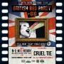 Вечеринка  British RED Party  пройдет в клубе ArteFAQ