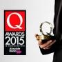 Объявлены победители музыкальной премии  Q Awards  2015