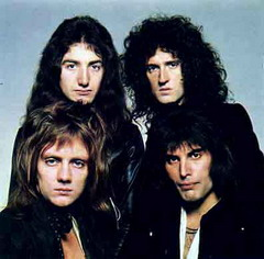 Queen - Великобритания