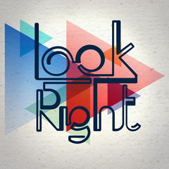 Look Right - Санкт-Петербург