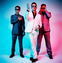 Depeche Mode - Великобритания