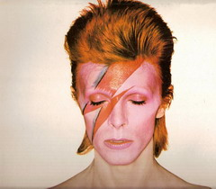 David Bowie - Великобритания