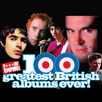 100 лучших британских альбомов всех времен