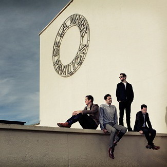 Keane дадут концерт в Санкт-Петербурге