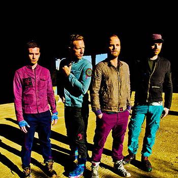 Coldplay готовятся ко второй части концертного тура по Европе и США