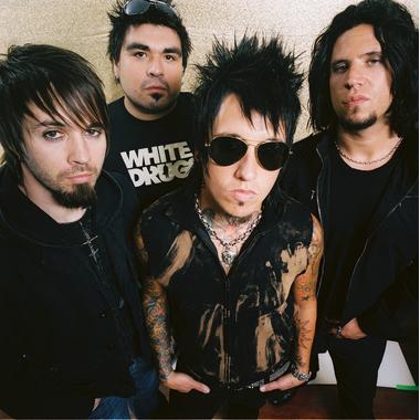 Papa Roach записали новый альбом  The Connection