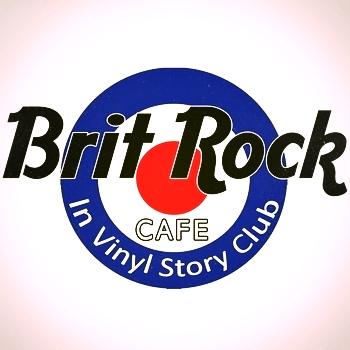 Brit Rock Cafe в петербургском клубе Vinyl Story Club