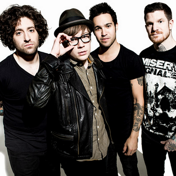 fall out boy immortals