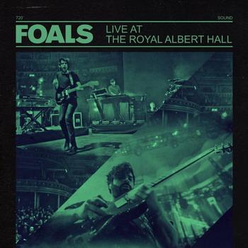 Foals анонсировали выпуск концертного DVD  Holy Fire: Live at the Royal Albert Hall
