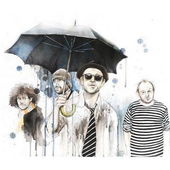 Осенний концерт Billy s Band в петербургском клубе Космонавт