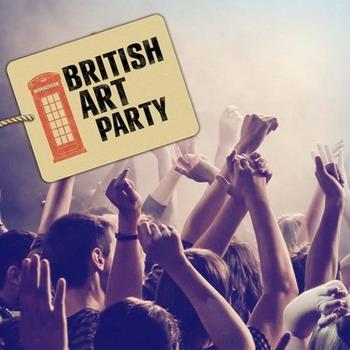 Главная британская вечеринка Москвы  British Art Party  снова пройдёт в клубе  16 тонн