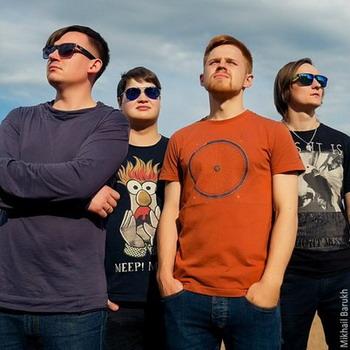 Копенgаgен представят на радио свой очередной сингл  Мир  с одноименного альбома