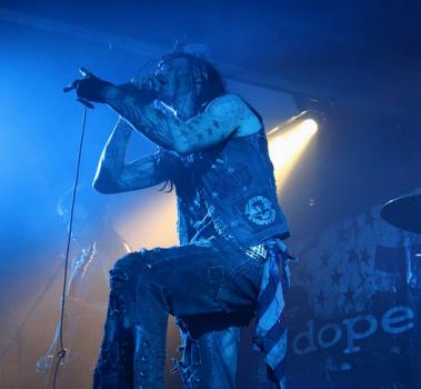 Dope выступят в России в преддверии выхода нового альбома  Blood Money
