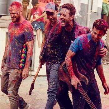 Coldplay:  Альбом  A Head Full Of Dreams  нужно играть на концертах