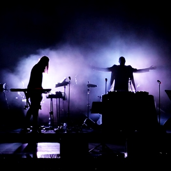 Британские электронщики Unkle анонсировали шоу в Москве и Санкт-Петербурге
