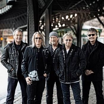Deep Purple возвращаются с концертной программой  20 лет в России